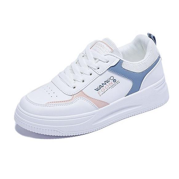 2021年夏夏季新款女鞋百搭小白鞋子休闲运动板鞋学生