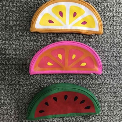 笔袋,水果造型笔袋,彩色笔袋,外贸笔袋