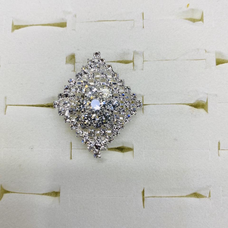 ins2021爪链戒指气质百搭原创设计韩版高级水钻新款首饰日系戒指百搭款553