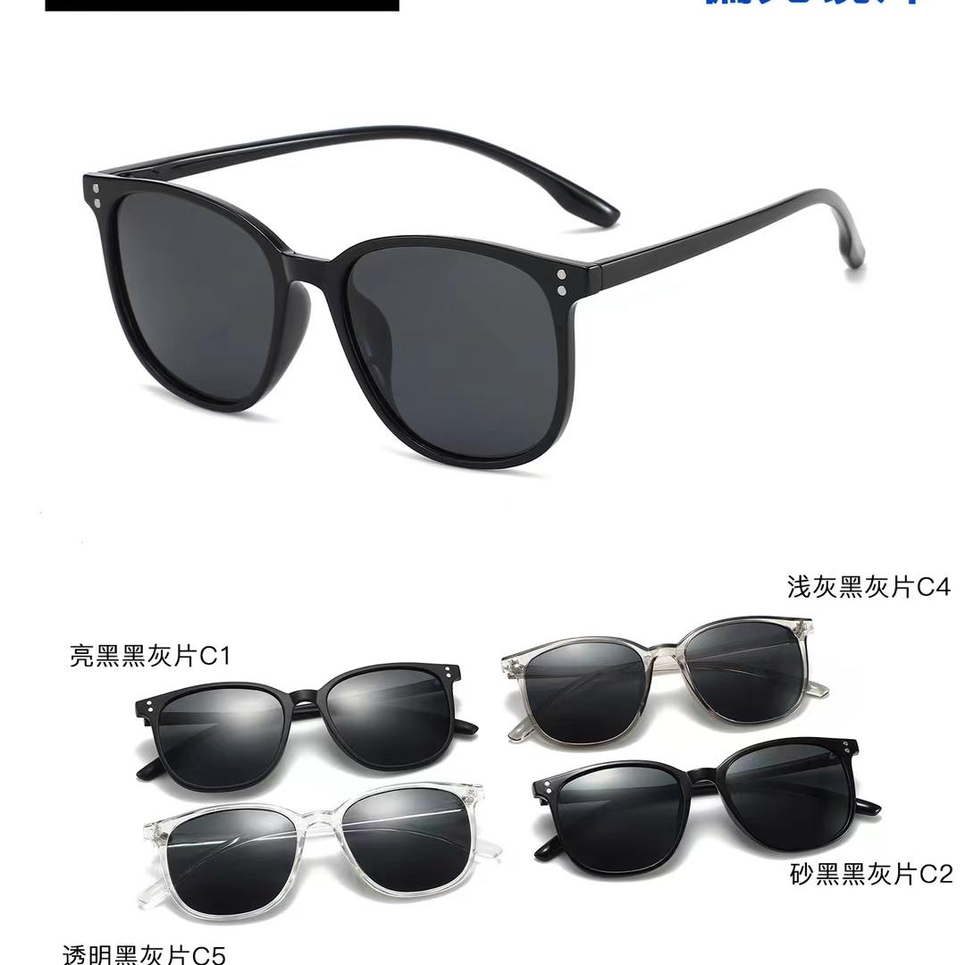 新款男女通用超轻Tr偏光眼镜