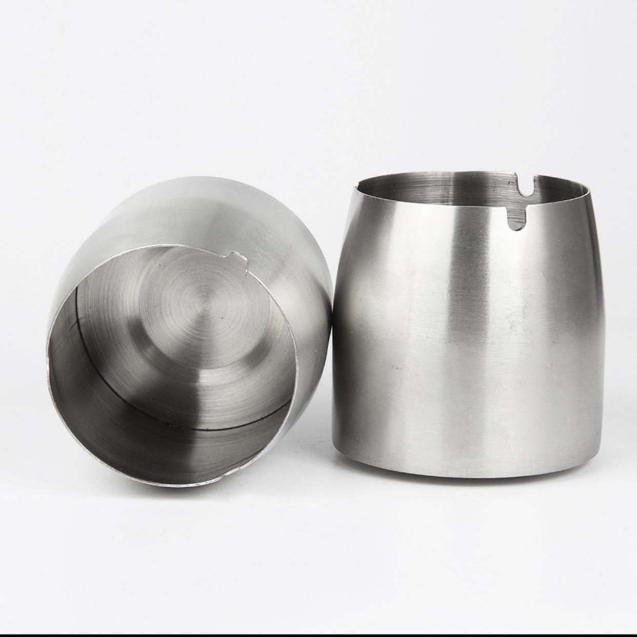 特大号12CM锥形烟灰缸2.0厚