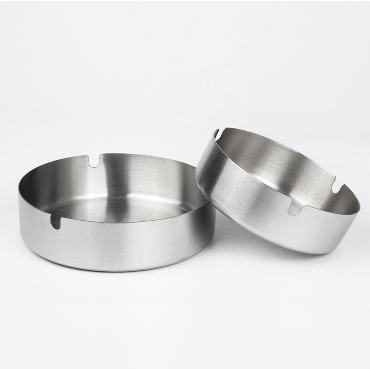 12×3cm烟灰缸带磁 1.0厚