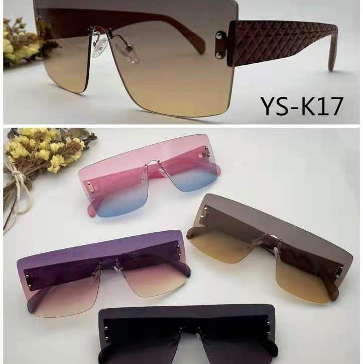 YSK17需要下单定做下单请联系女士时尚太阳眼镜墨镜2021