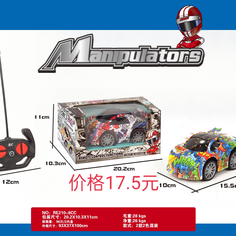 塑料玩具遥控车22