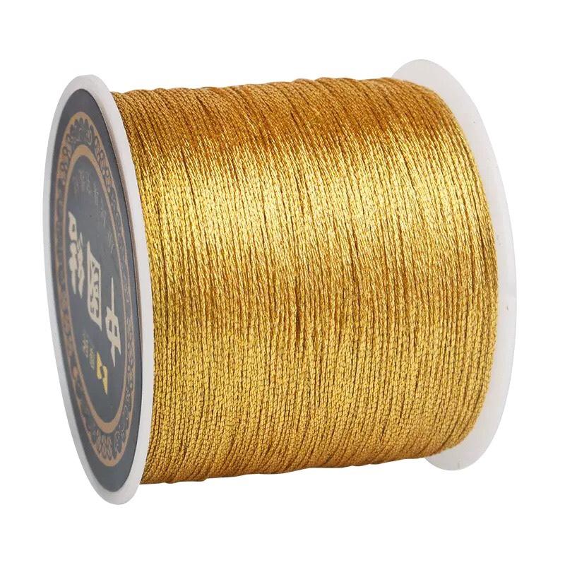 金银线幻彩金银丝金丝银丝DIY手工线闪光细线羊绒缠花毛衣配线1
