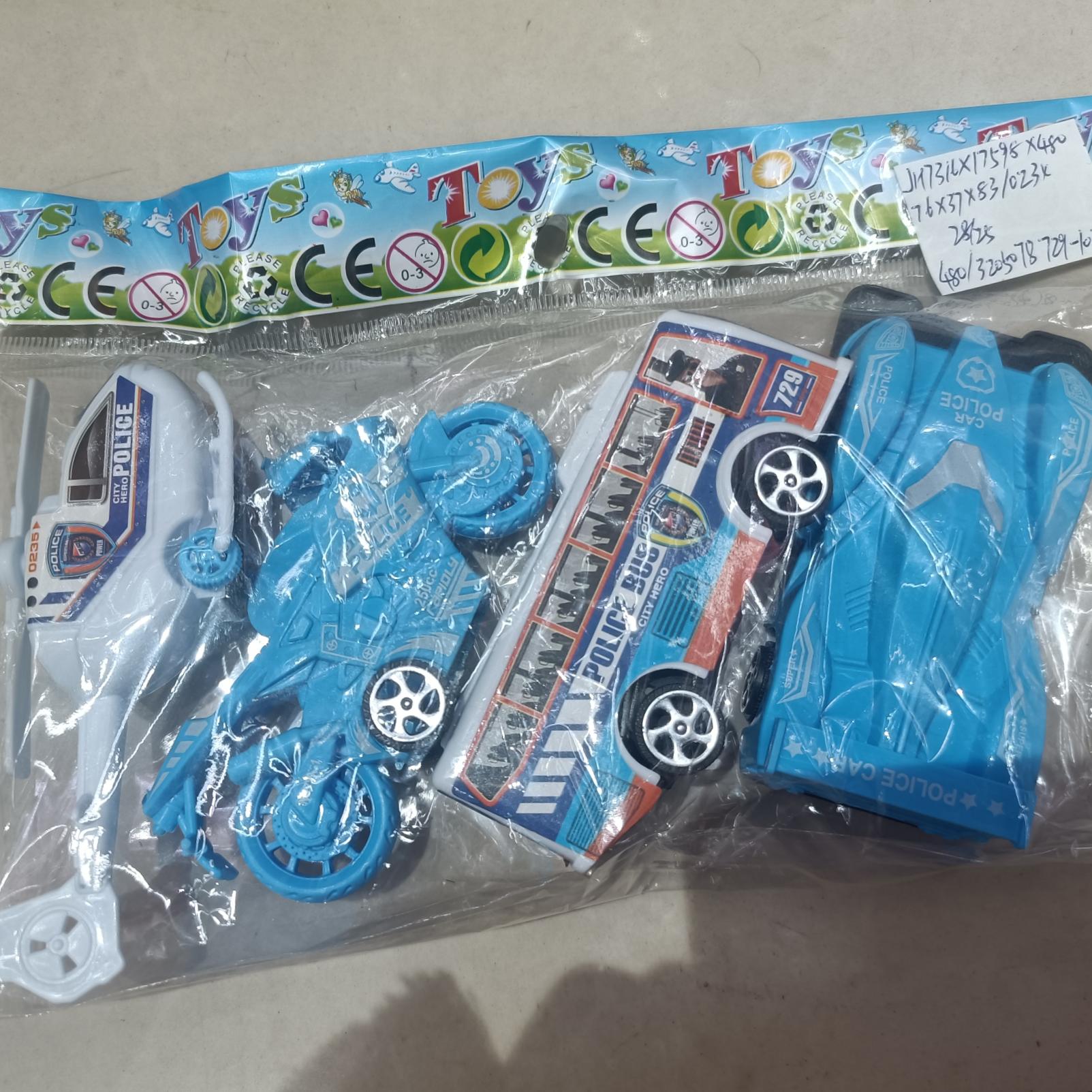 塑料儿童玩具回力车23