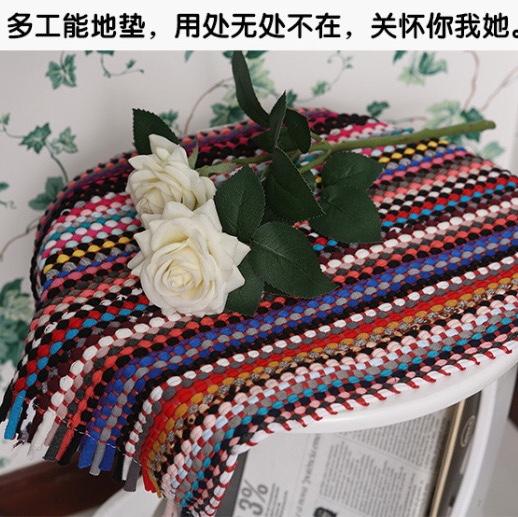 手工布条垫