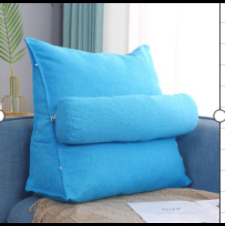 现代简约风格床头三角靠垫沙发靠背飘窗靠垫厂家批发