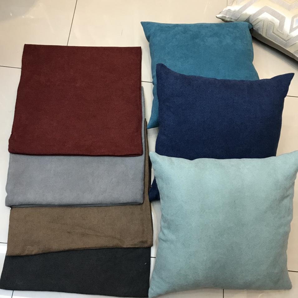 素色抱枕纯色单色靠枕
