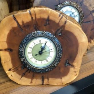 钟表 木质