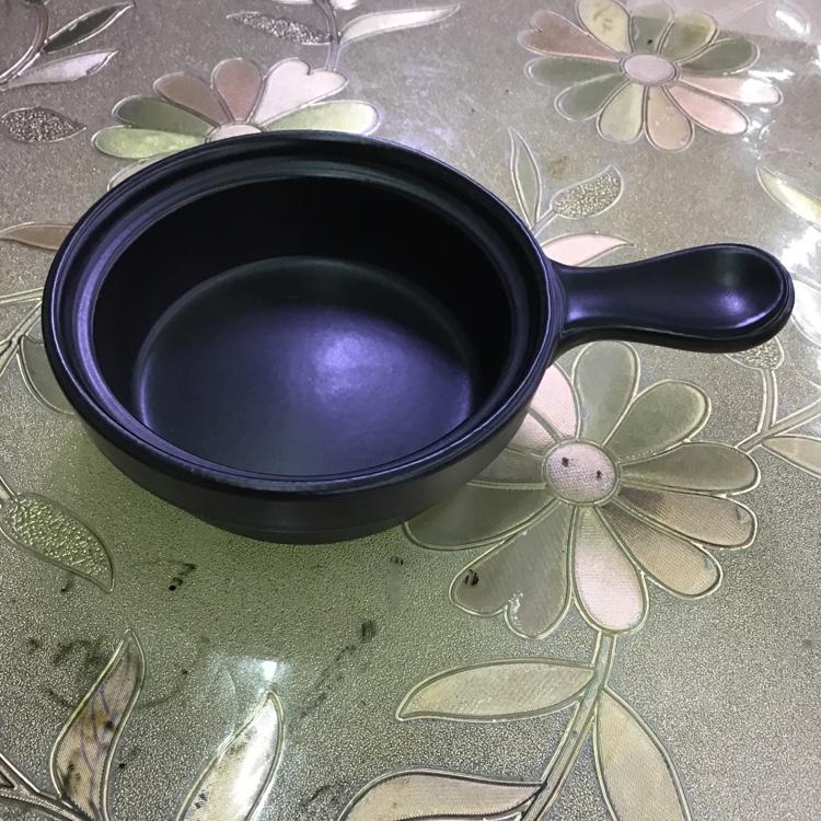 日式风格简约大气陶瓷把碗