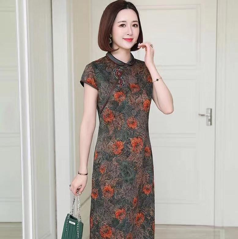 洛森国际时尚先锋品牌原创设计经典耐穿潮流新款女装连衣裙