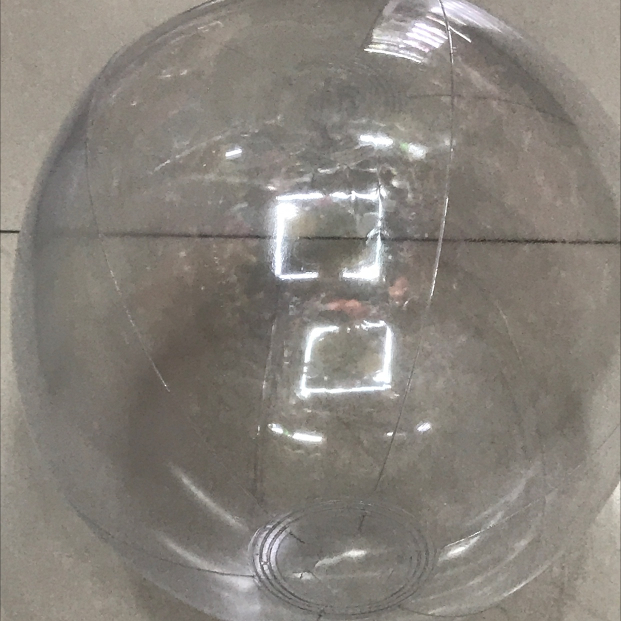 30 寸透明