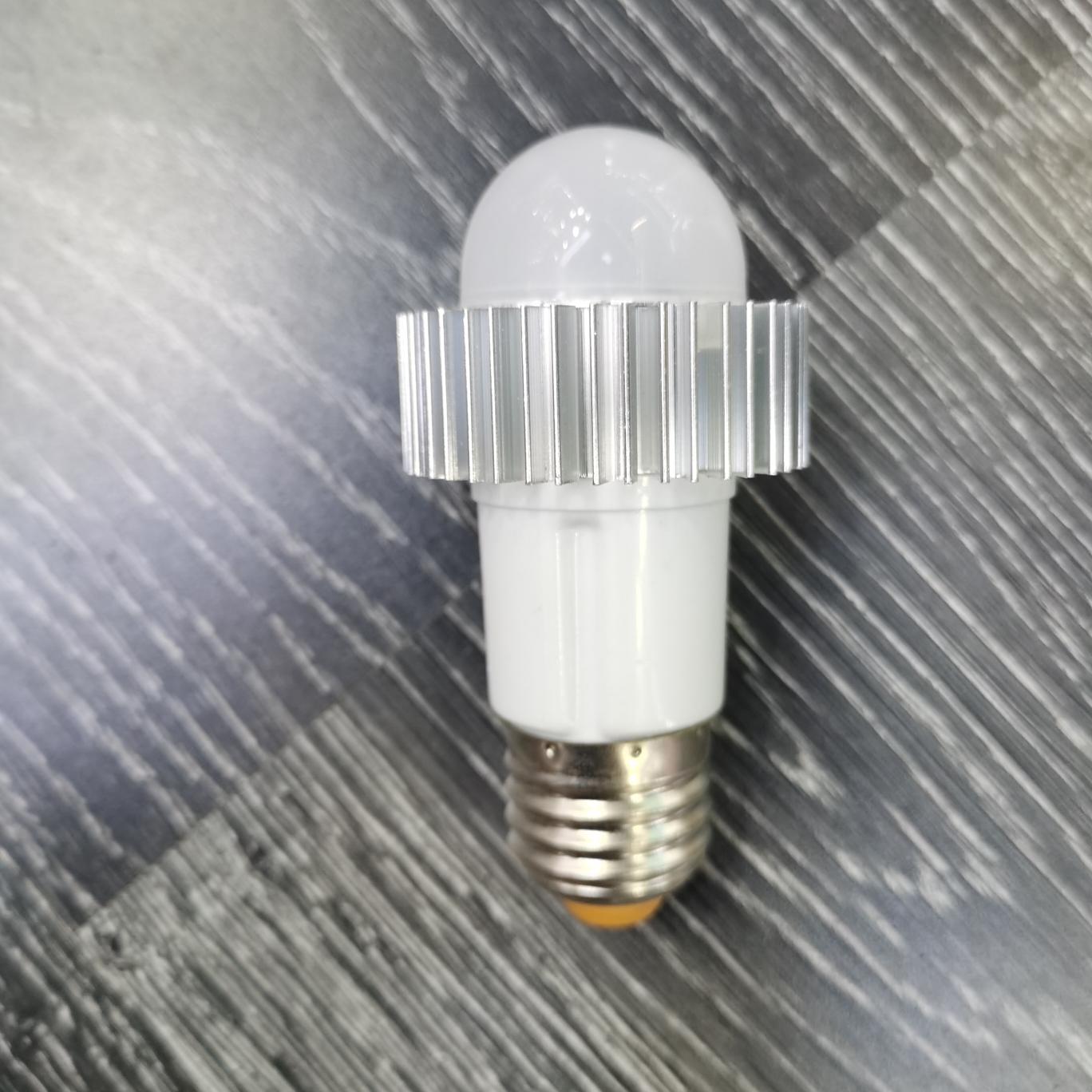 5W 家用LED 太阳花节能灯泡 AC85-265V通用