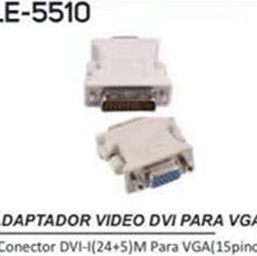 Dvi24+5转VGA转接头
