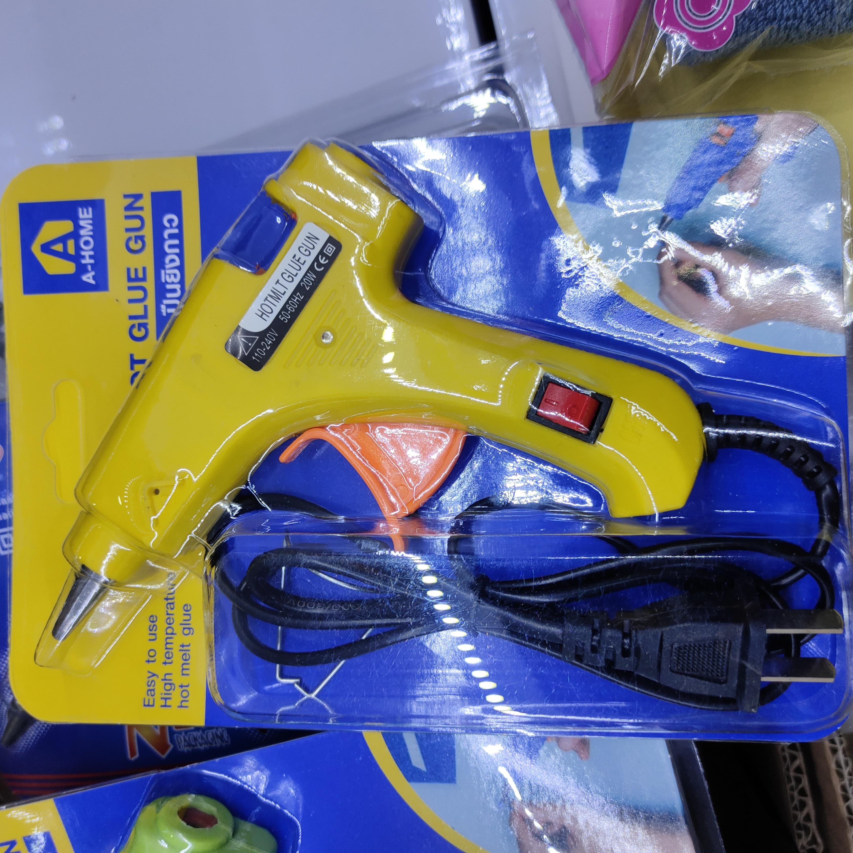 彩色小胶枪欢迎定做7mm使用,绿,黄,蓝