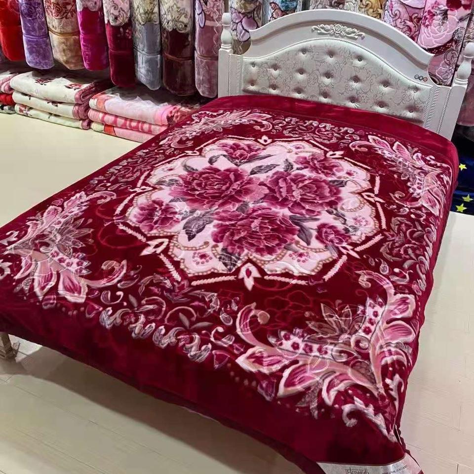 超柔毛毯款式12