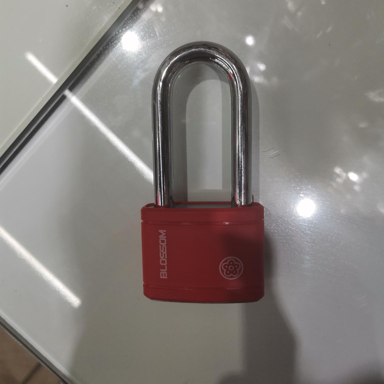 包胶彩色锁A6L