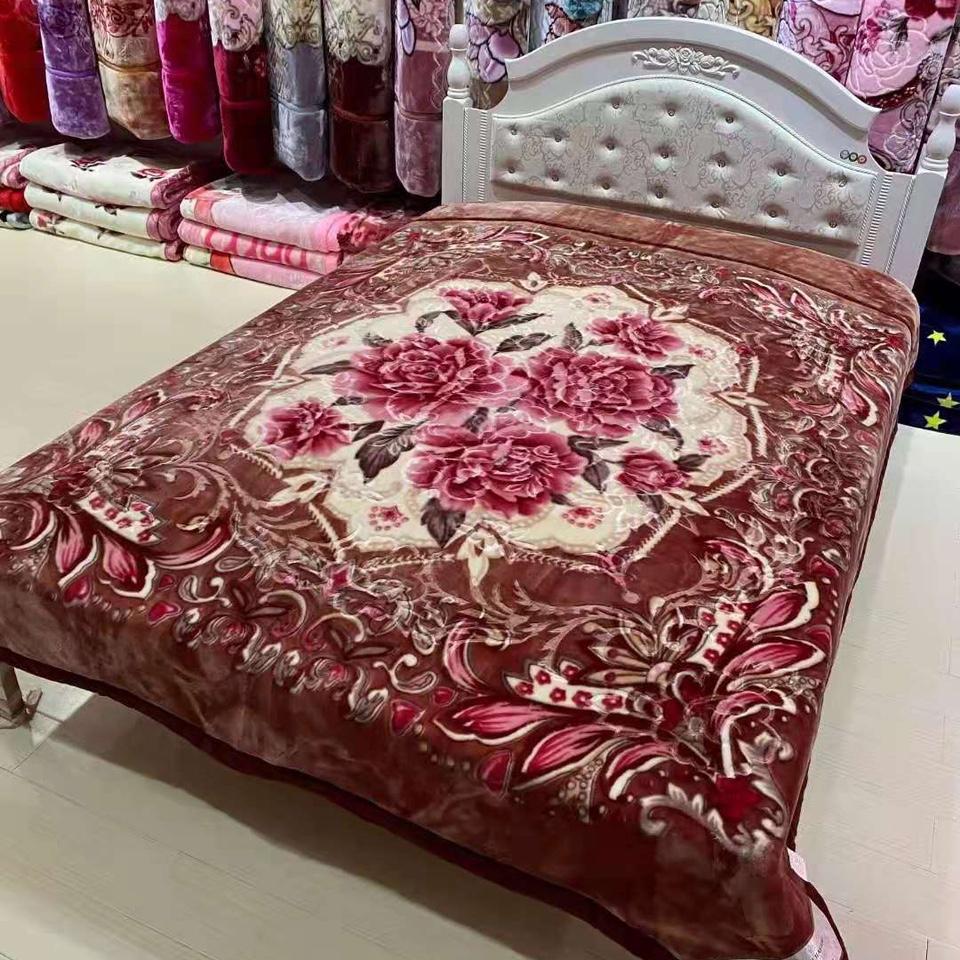 超柔毛毯款式13