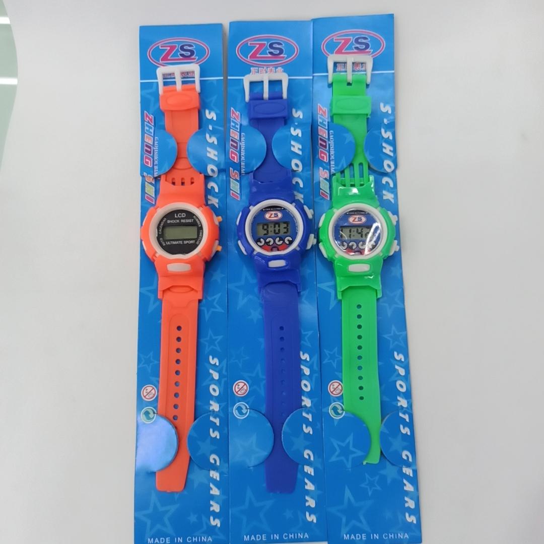 电子表儿童手表活动赠送61厂家直销