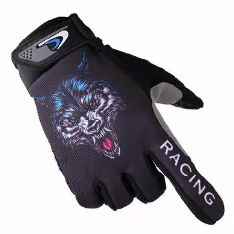 特种兵专用半指手套男军迷战术训练半截手套户外骑行运动防滑护腕0