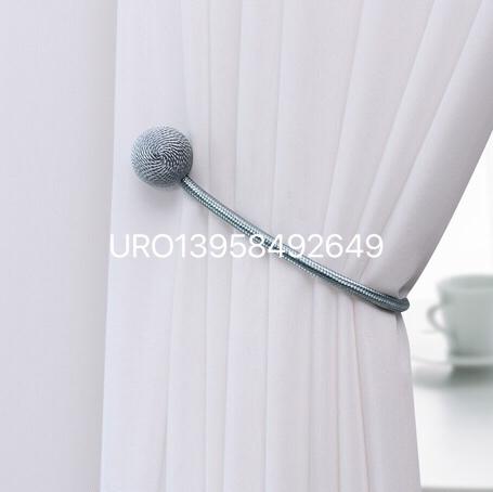装饰材料,窗帘配件,窗帘轨道,窗帘扣,磁性窗帘扣,窗帘夹,窗帘挂钩