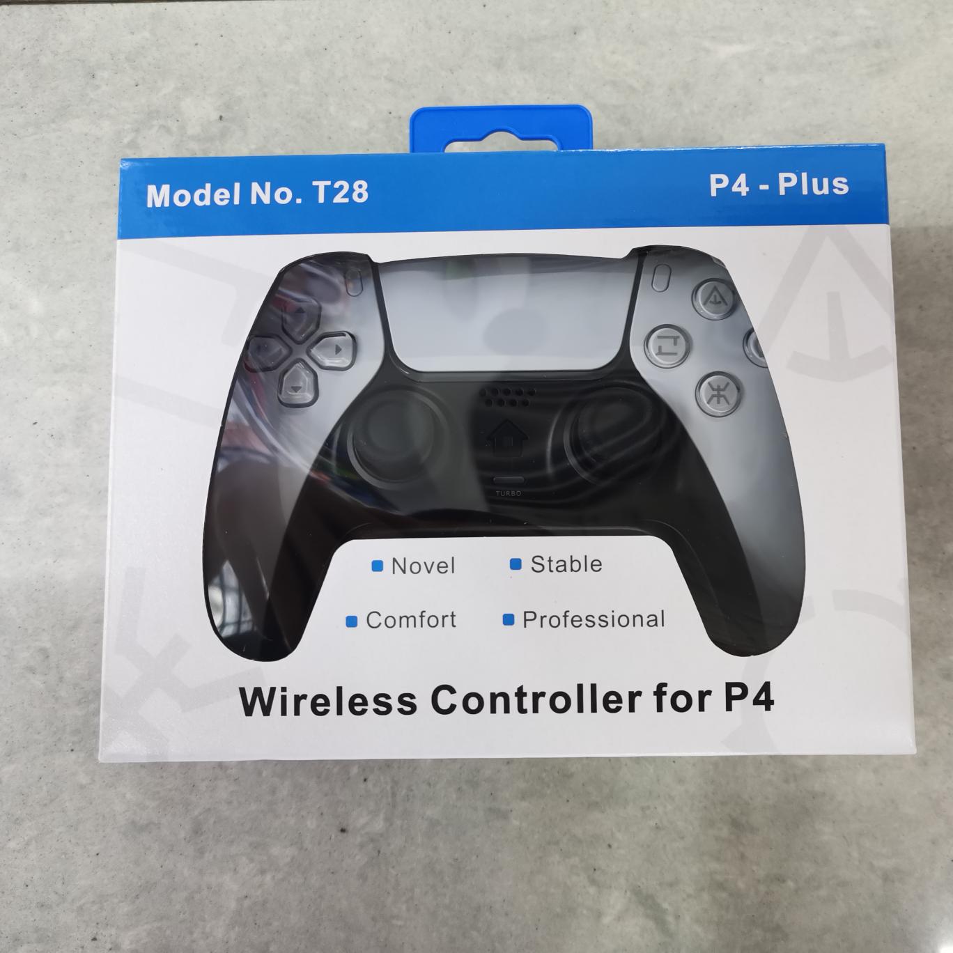 PS4新款手柄