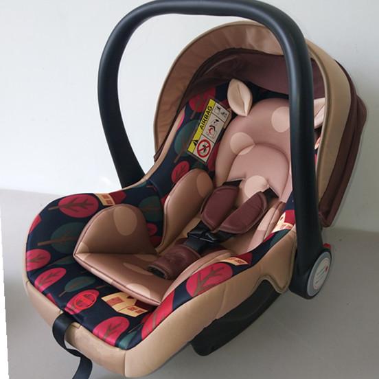 儿童安全提篮安全座椅