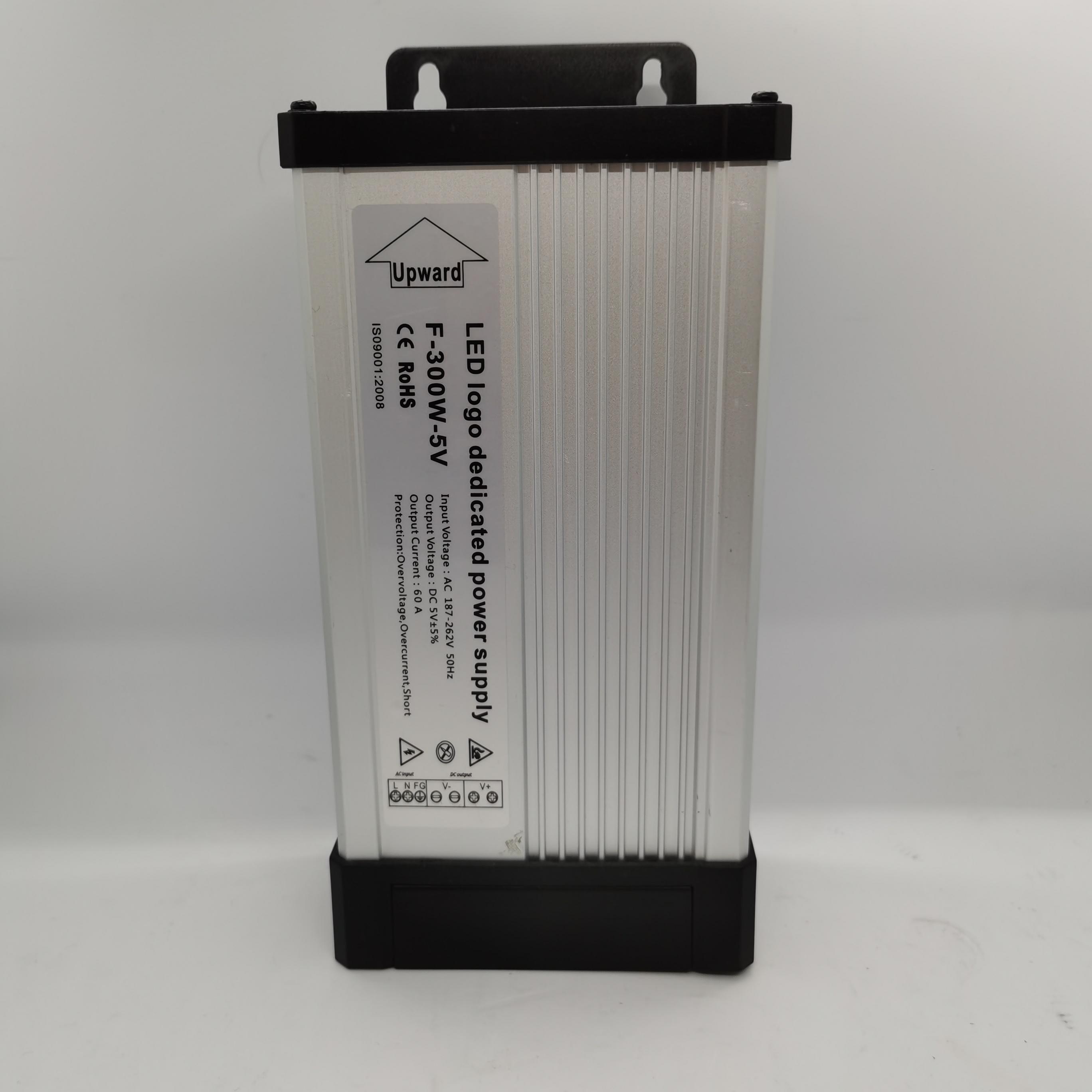 显示屏LED灯专用户外防雨 DC 5V250W 防雨LED开关电源 安防/适配器电源 IP65