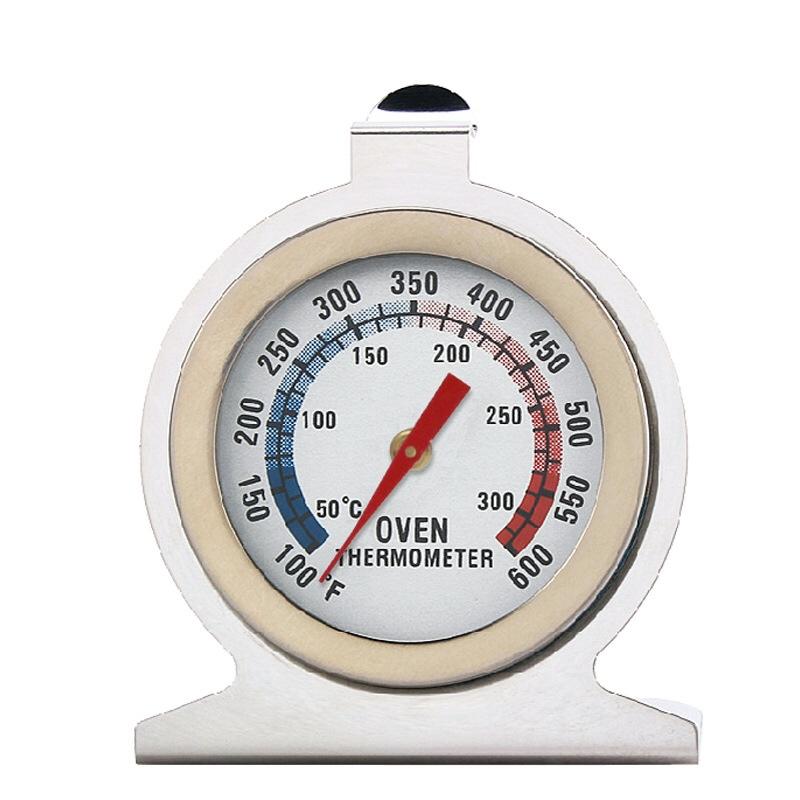 双金属 烤箱温度计不锈钢 指针式 烘焙 DIY 测温表 温度计