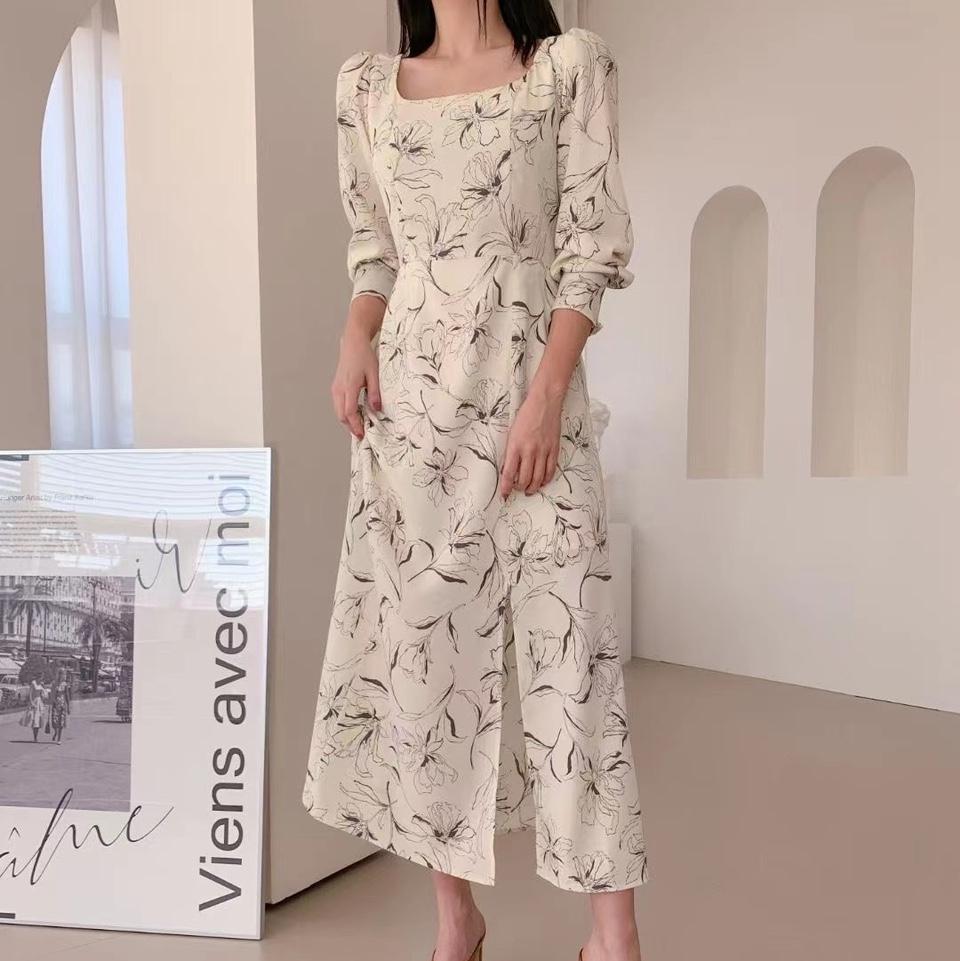 气质韩版连衣裙