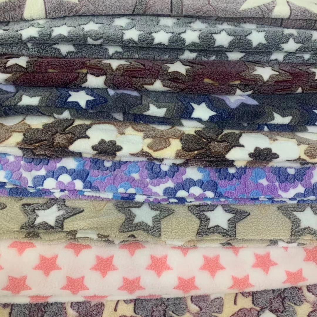 胶印绒毯外贸内销绒毯类
