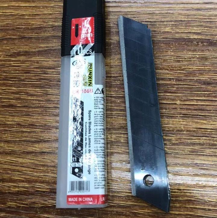黑刀片美工刀美工刀片壁纸刀剪刀户外刀厂家直销