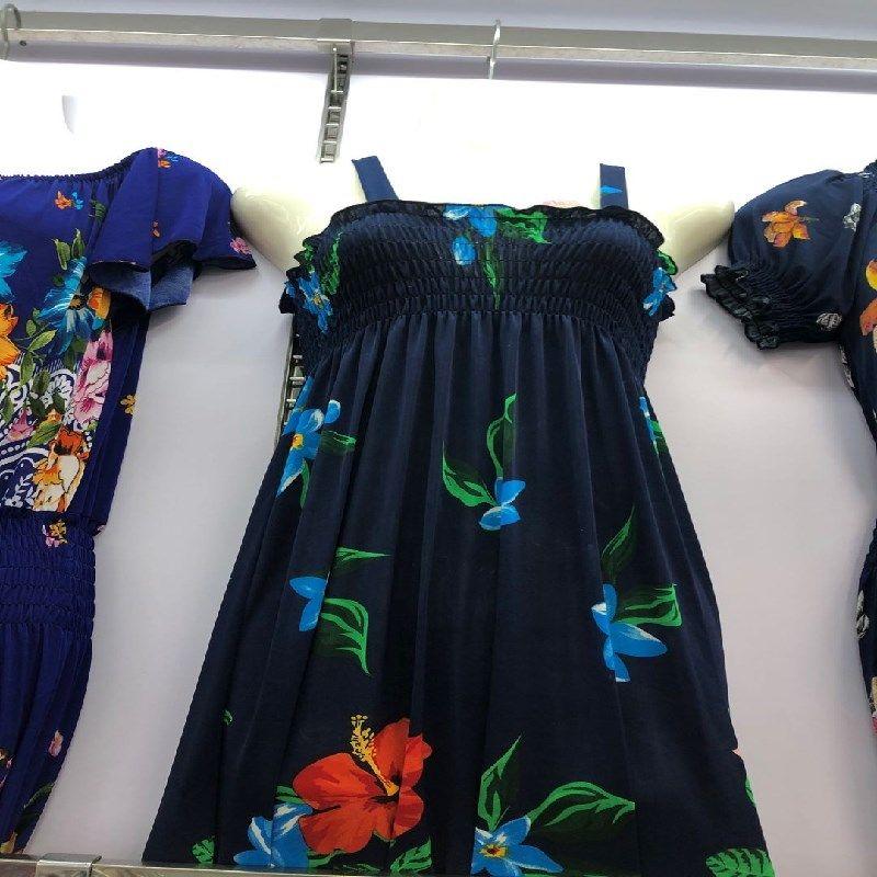 夏季连衣女吊带裙波西米亚沙滩裙长裙311