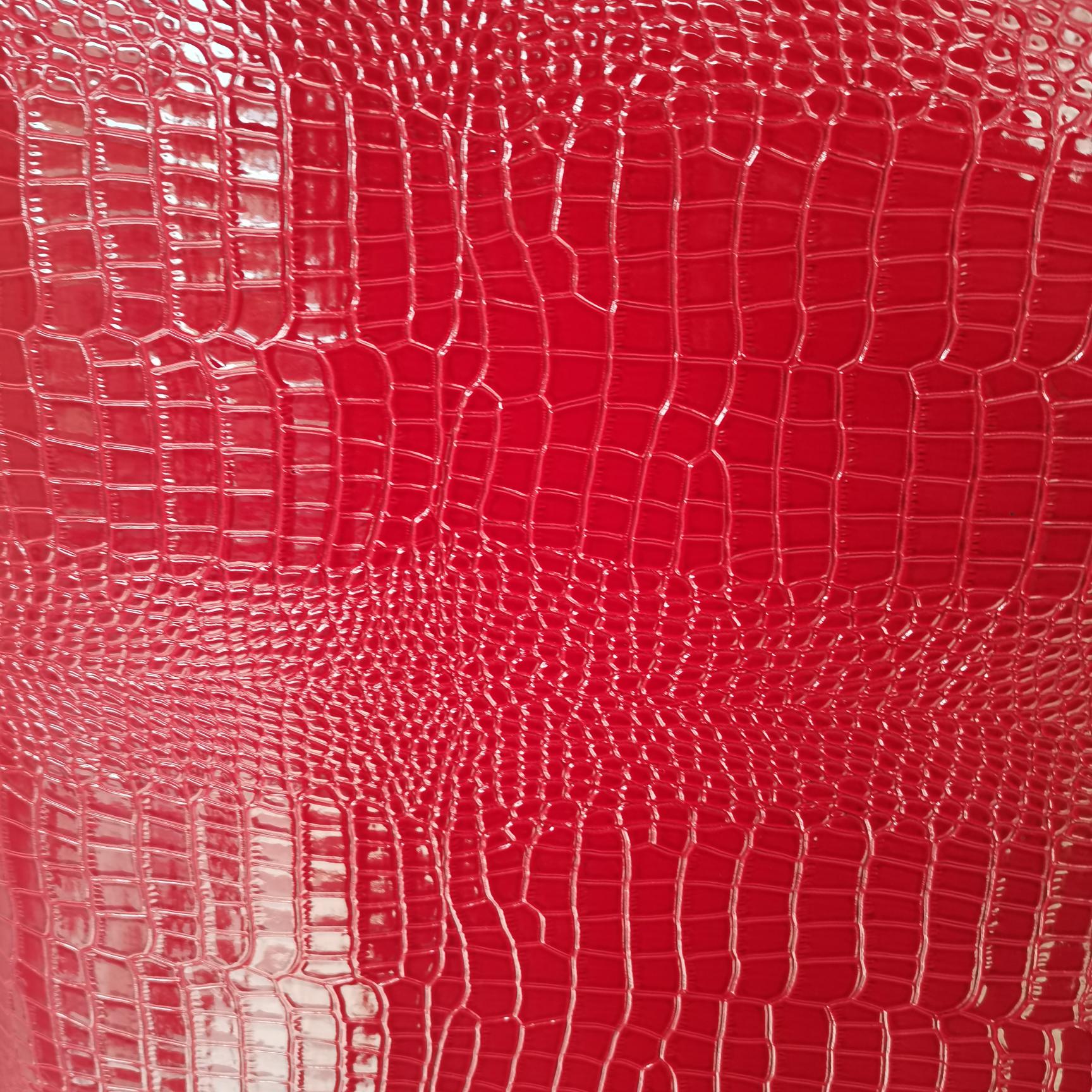 红色小鳄鱼