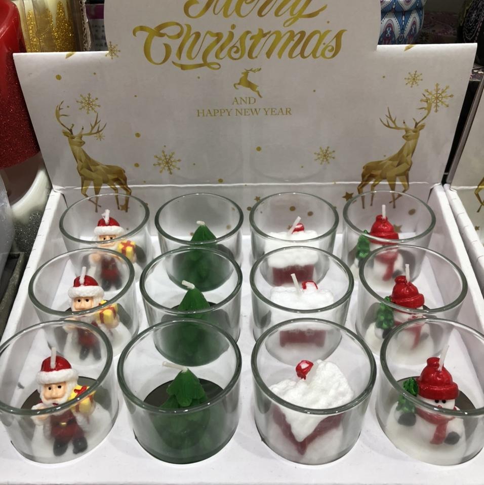 圣诞展示盒12件套