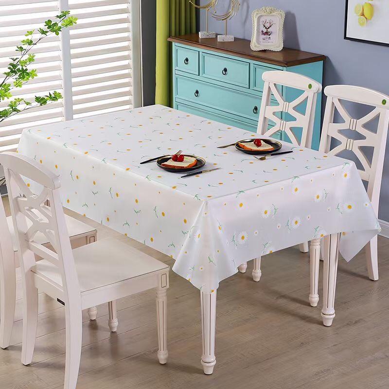 防滑桌布小花
