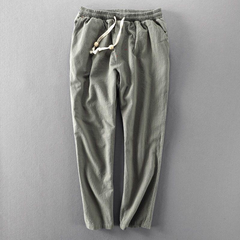 休闲裤时尚青年长裤女