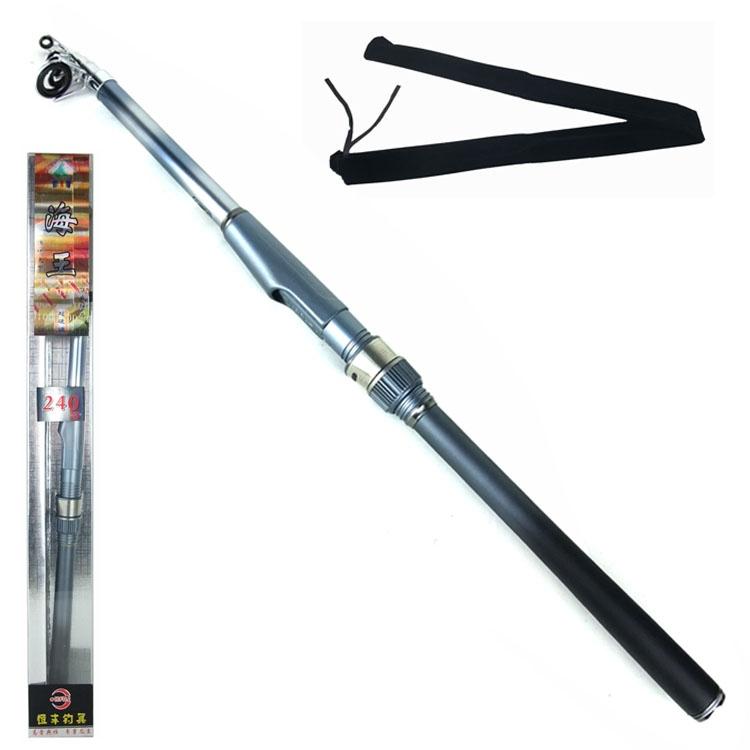 海王2.1 2.4 2.7米海竿钓鱼竿碳素纤维远投抛竿海杆渔具