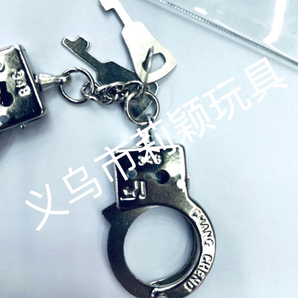 母指扣钥匙扣玩具指扣玩具指扣服装配件母指铐钥匙扣指扣钥匙扣挂件10