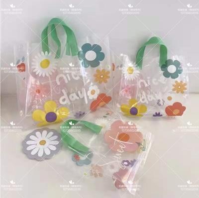 透明手提袋购物袋52