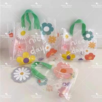 透明手提袋购物袋3