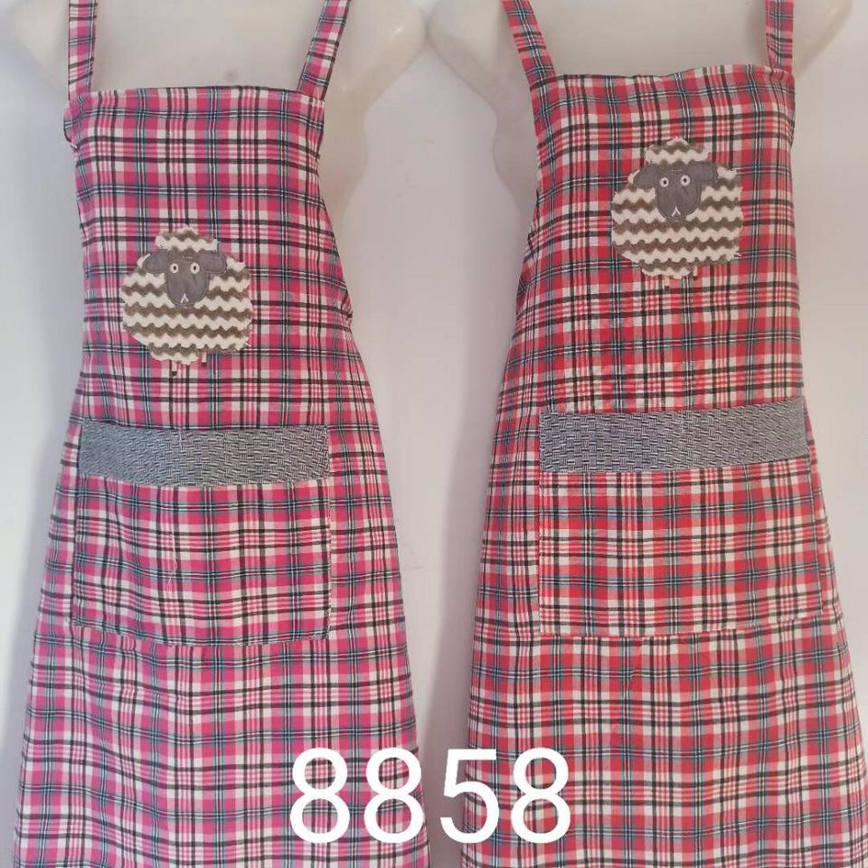 彩棉围裙230