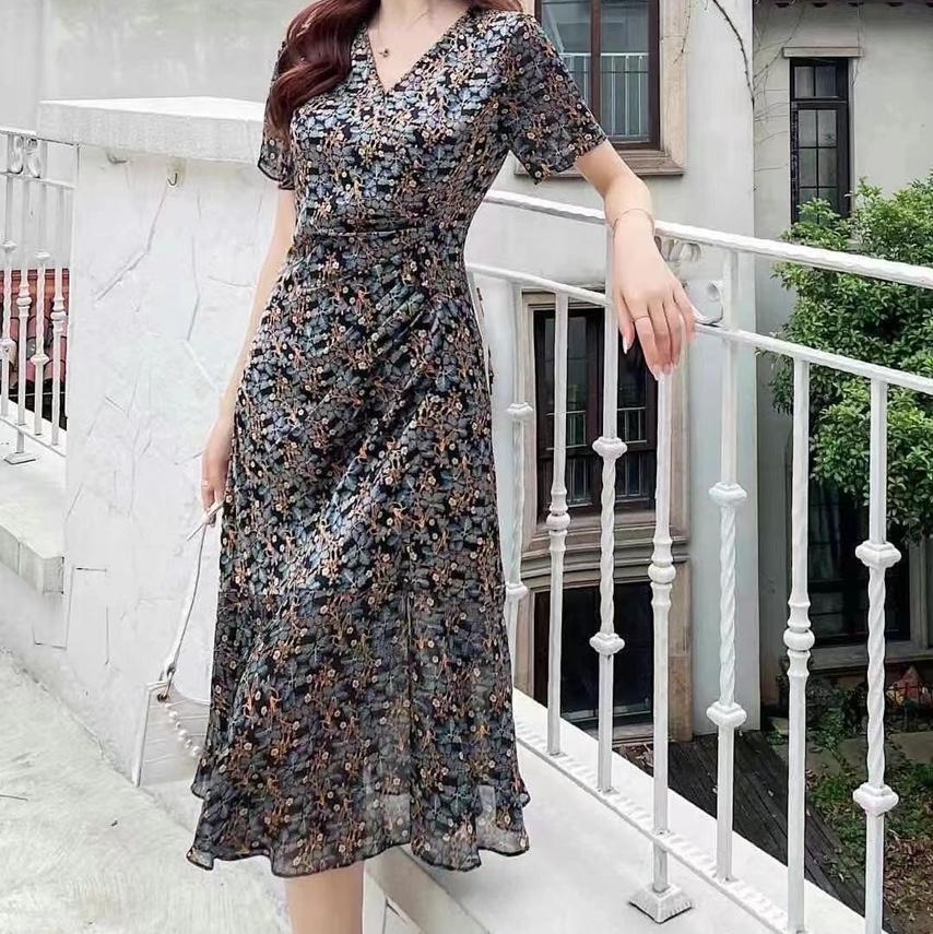 时尚休闲款新款连衣裙