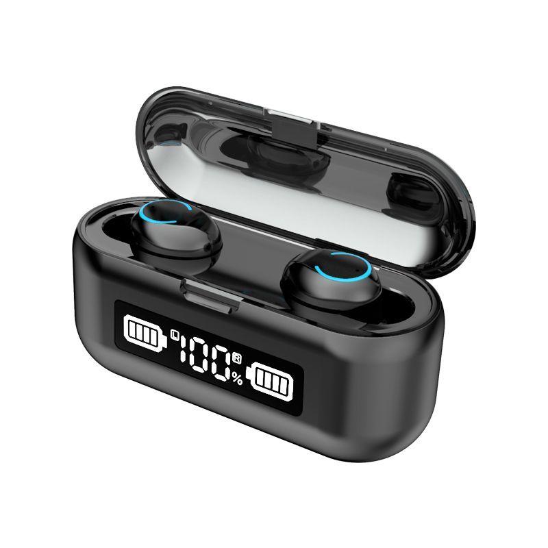真无线蓝牙耳机5.1双耳迷你隐形小型入耳式运动跑步游戏超长待机BM290