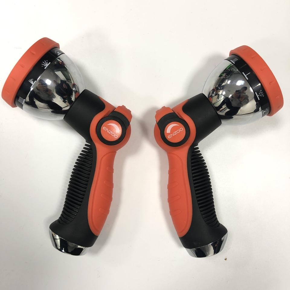 园林工具10功能洗车水枪浇花水枪质量好