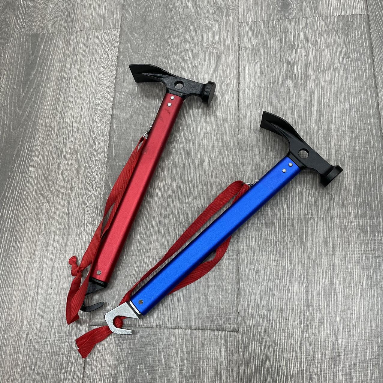 韩国热销锤子户外专用带钩锤子