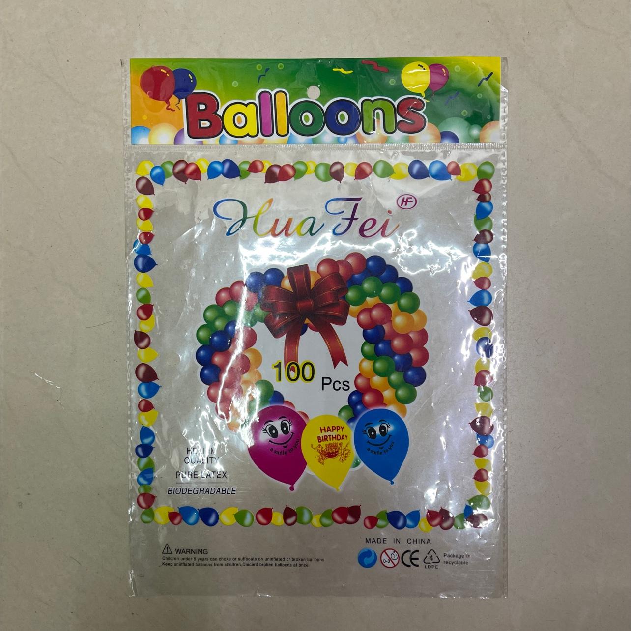 气球袋🎈加厚23*32/100