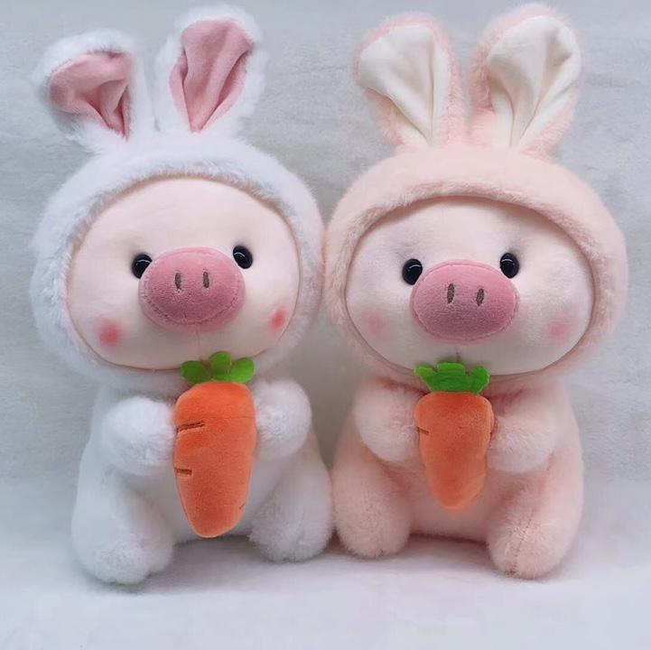毛绒玩具猪