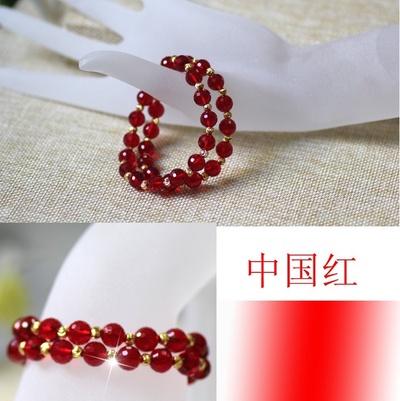 水晶珠手链2